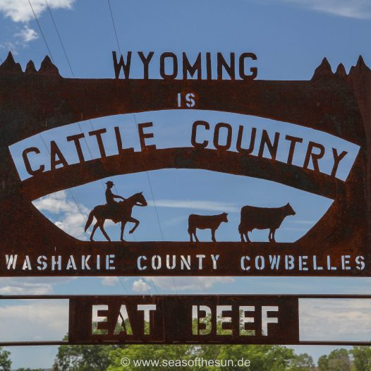 ...in Wyoming...