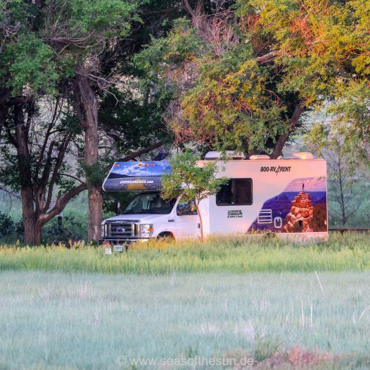 Crow Valley Campground...